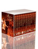 Love in Times of War: boxed set romance bundle - Book Cover