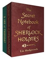 Box Set: The Secret Notebook of Sherlock Holmes & A Jar of Thursday - Book Cover