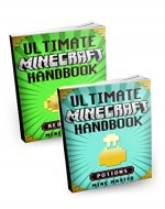 Minecraft Handbook: 2 Books for 1 - Learn everything about Potions and Redstone (Mine Masterr Handbooks Book 4) - Book Cover