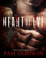 Heart of Eve (Trilogy of Eve) - Book Cover
