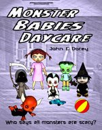 Monster Babies Daycare - Book Cover