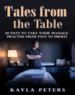 Pain to Profit: 30 Days To Take Your Massage Practise From Pain to Profit - Book Cover