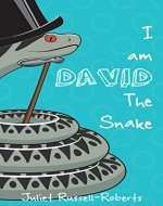 I am David the Snake - Book Cover