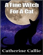Childrens Book : A Fine Witch For A Cat - A 'Tail' Of Cats, Adventure, Witches And Magic for Age 9+: Children's Book : A 'Tail' Of Cats, Adventure, Witches ... witches, adventure, magic for age 9 +) - Book Cover