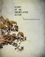 Diary of an unemployed actor - Book Cover