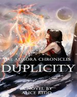Duplicity: The Aurora Chronicles - Book Cover