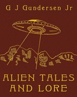 Alien Tales and Lore - Book Cover