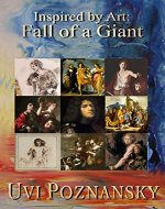 Inspired by Art: Fall of a Giant (The David Chronicles Book 5) - Book Cover