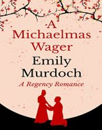 A Michaelmas Wager - Book Cover