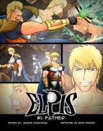 Elpis #1: Father (Elpis Comic Series) - Book Cover