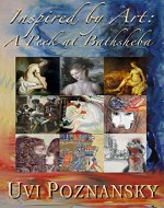 Inspired by Art: A Peek at Bathsheba (The David Chronicles Book 7) - Book Cover