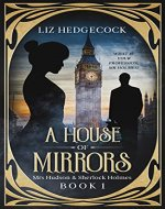 A House of Mirrors - Book Cover