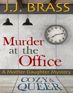 Murder at the Office - Book Cover