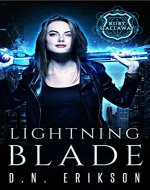 Lightning Blade (The Ruby Callaway Trilogy Book 1) - Book Cover
