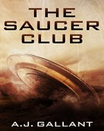 The Saucer Club - Book Cover