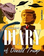 Revealed Diary of Donald Trump - Book Cover