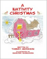 A Nativity Christmas (Jenny Adventure Series Book 1) - Book Cover