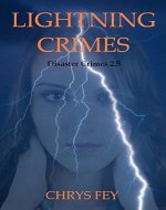 Lightning Crimes (Disaster Crimes Book 2.5) - Book Cover
