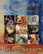 Inspired by Art: Rise to Power (The David Chronicles Book 6) - Book Cover