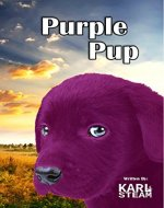 Purple Pup - Book Cover