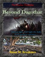 Beyond Dagothar (The Oraclon Chronicles Book 1) - Book Cover
