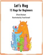 Let's Hug: 15 Hugs for Beginners - Book Cover