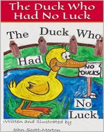 The Duck Who Had No Luck - Book Cover