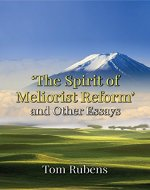 The Spirit of Meliorist Reform - Book Cover