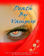 Death By Vampire - Book Cover