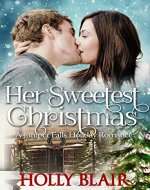 Her Sweetest Christmas: A Juniper Falls Holiday Romance - Book Cover