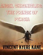 Angel Chronicles: The Prince of Persia - Book Cover