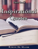Inspirational Quotes: Motivation and discipline - Book Cover