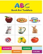 ABC Book for Toddlers - Book Cover