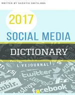 Starting Bossy: 2017 Social Media Dictionary - Book Cover