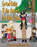 Children values book: Grand-Kitty and the Search for New York (Values books - Elevate Your Child's Strengths Book 2) - Book Cover