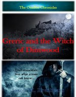 Greric and the Witch of Dimwood - Book Cover