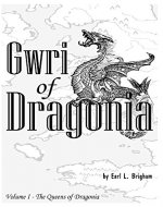 Gwri of Dragonia (The Queens of Dragonia Book 1)