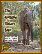 The Elephant Picture Book - Book Cover