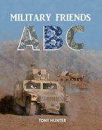 Military Friends ABC - Book Cover