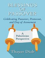 Blessings of Passover - Book Cover