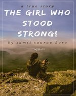 The Girl Who Stood Strong! - Book Cover