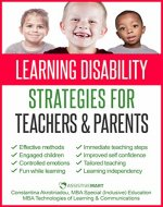Learning Disability Strategies for Teachers and Parents - Book Cover