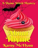 About Thyme - Book Cover
