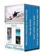 The Poems of Piero Rivolta Boxed Set 1 (Volumes 1 -4) - Book Cover