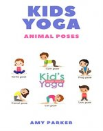 KIDS YOGA - Book Cover