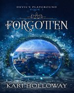 Forgotten (Devil's Playground Book 1) - Book Cover