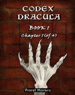 Codex Dracula, Book 1 - Chapter 1 - Book Cover