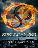 Spellcaster - Book Cover