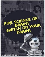 Fire science of brain! switch on your brain! - Book Cover