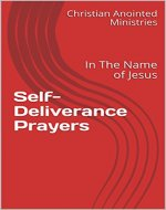 Self-Deliverance Prayers: In The Name of Jesus - Book Cover